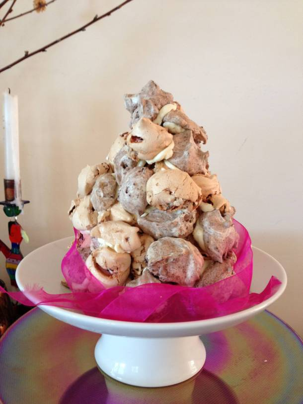 Meringue Mountain