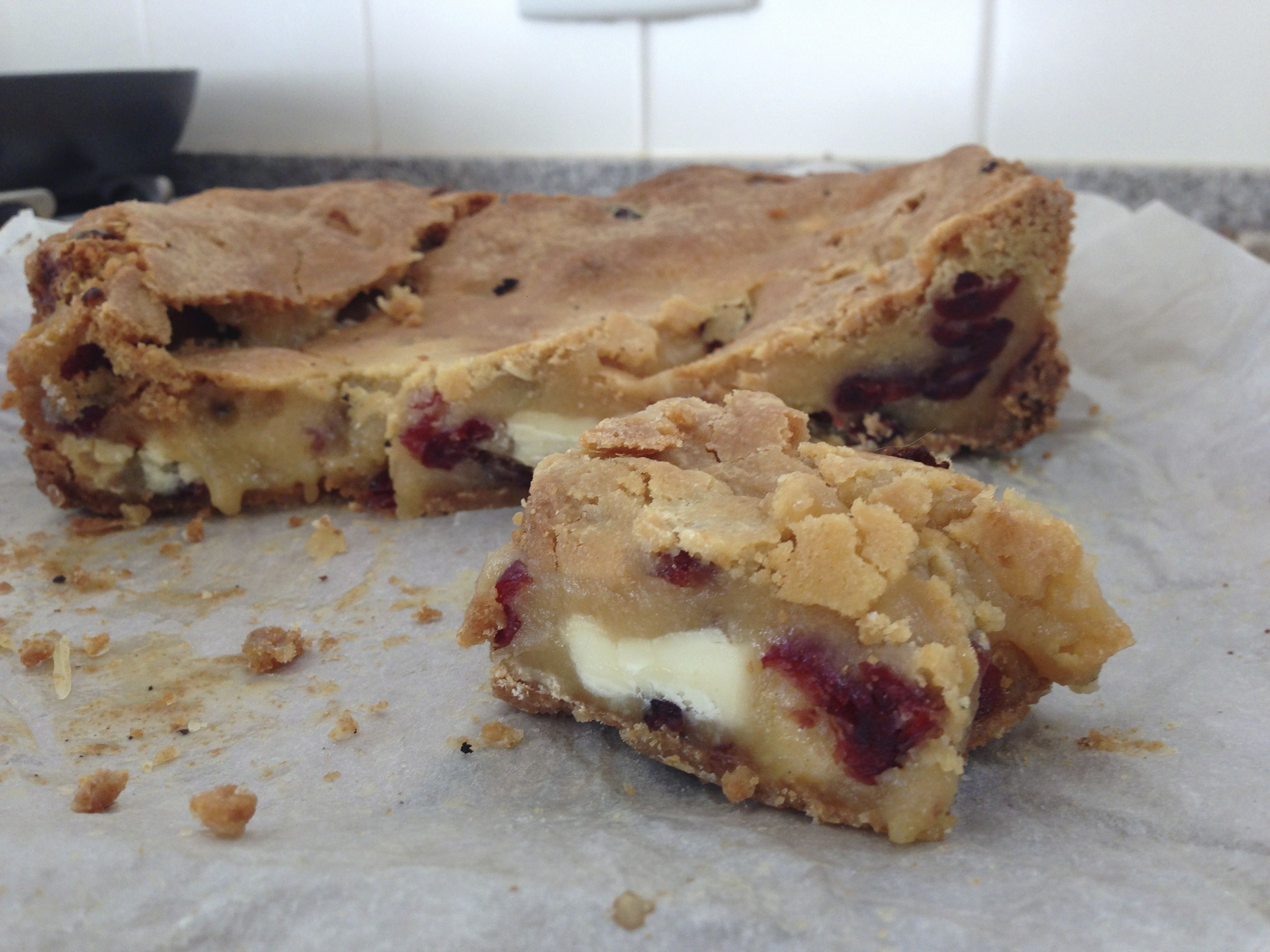 recipe: white chocolate blondie recipe gordon ramsay [1]