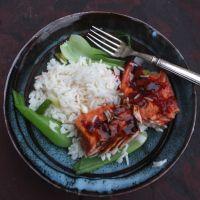 Hot Smoked Chili Salmon