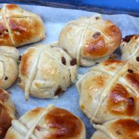 Jamie Oliver's Hot Cross Buns