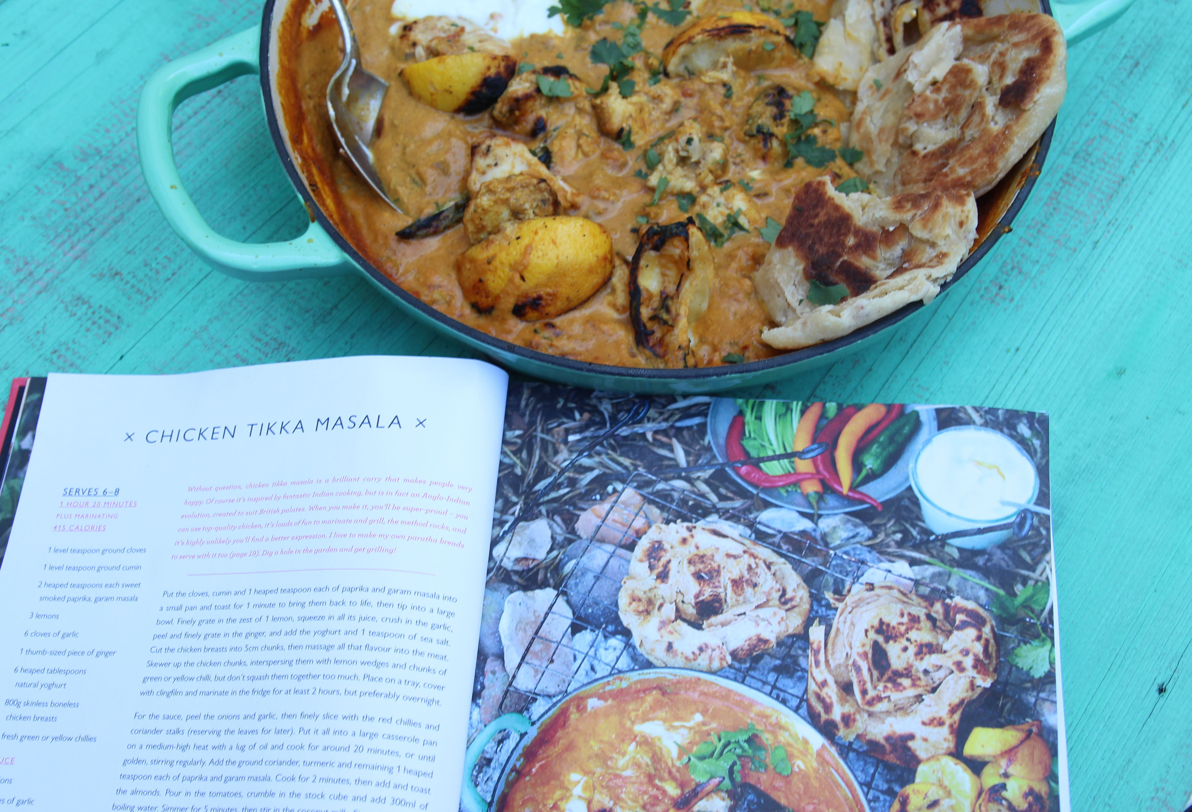 Jamie olivers chicken tikka masala the quirk and the cool i have just acquired jamies new book comfort food httpjamieoliver comfortfood forumfinder
