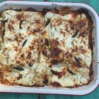 Jamie Oliver's Super Squash Lasagne