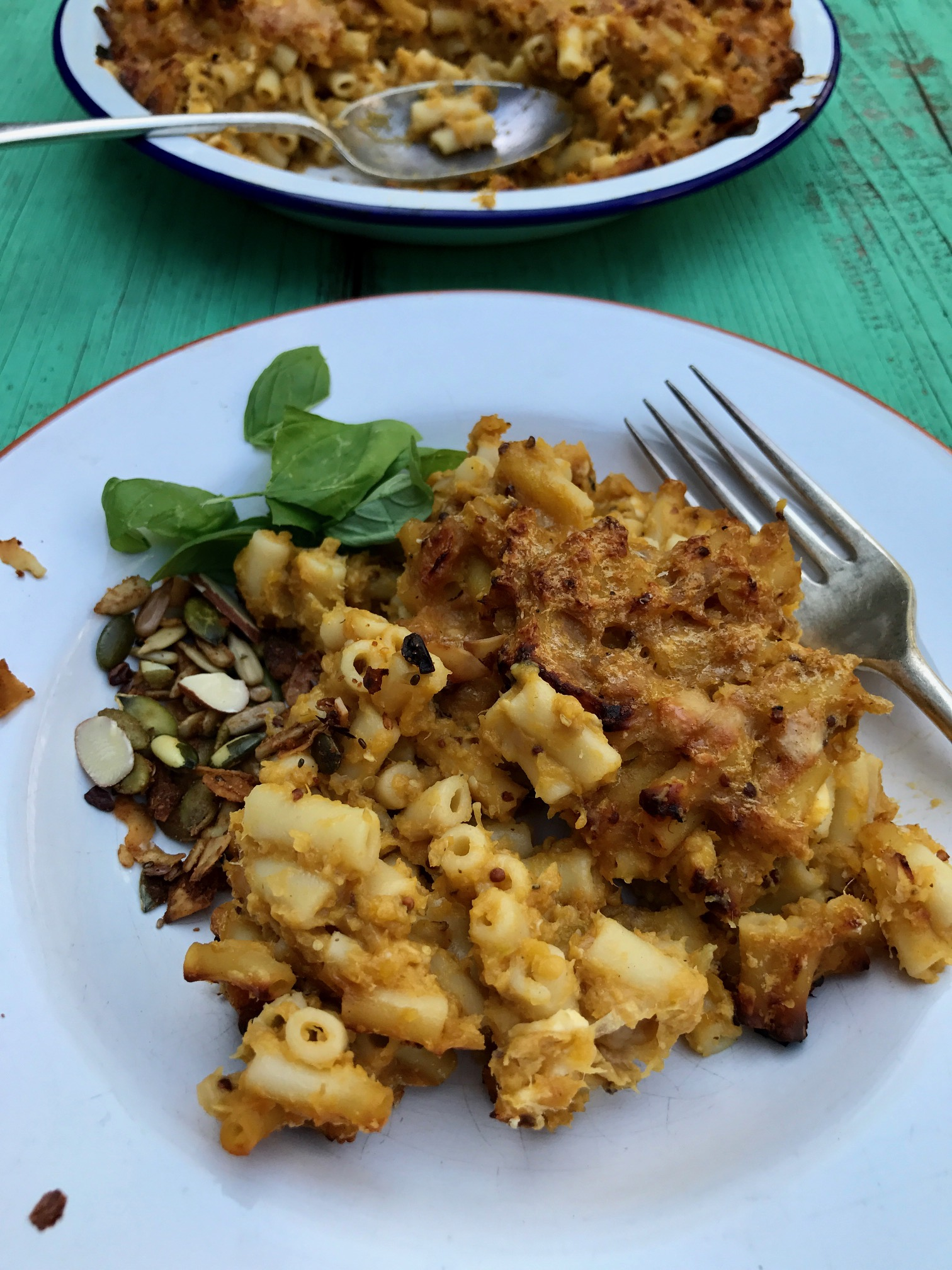 Jamie Oliver S Butternut Squash Mac N Cheese The Quirk