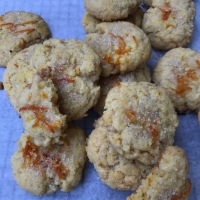 St Clement's Polenta Biscuits - Jamie Oliver 5 Ingredients