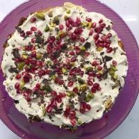Nigella's Italian Christmas Pudding Cake