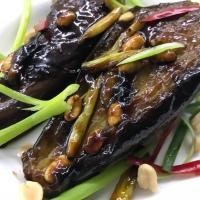 Jamie Oliver's Sticky Teriyaki Eggplant (Aubergine)