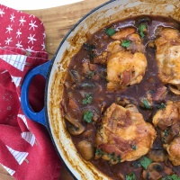 Hunter Chicken or Chicken Chasseur