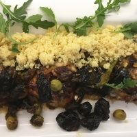 Ottolenghi's Chicken Marbella with Dates, Prunes and Olives