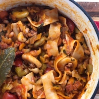 Minestrone - Jamie Oliver Keep Cooking and Carry On